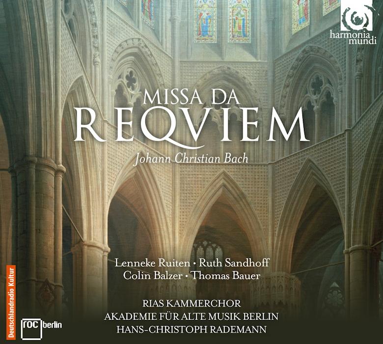 Johann Christian Bach (1735-1782) Missa da Requiem