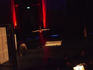 """Waitingroom"": Händelkantaten: Lucrezia, Radialsystem, Berlin"