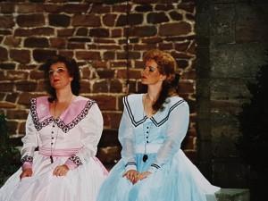 W.A.Mozart: Cosi fan tutte: Dorabella; Bad Hersfelder Opernfestspiele