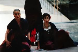G.Bizet: Carmen: Mercedes; Bad Hersfelder Opernfestspiele
